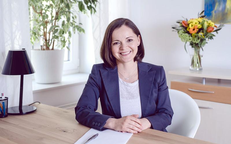 DieSteuerberaterin.wien | Alexandra Kaspar - Portrait